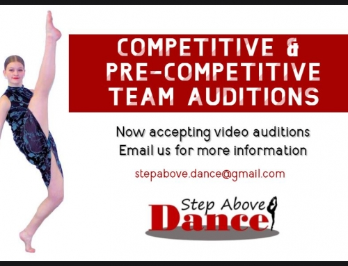 Competitive and Pre-Competitive Team Auditions