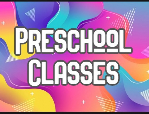 Questions about our preschool classes?