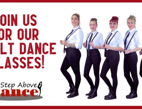 Join Us for Adult Dance Classes!