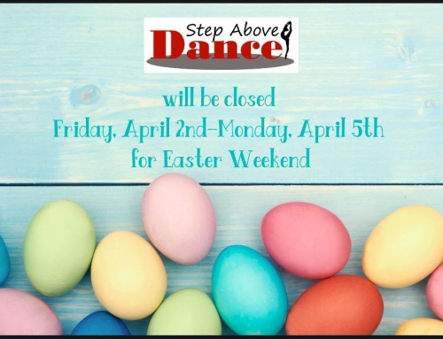 Closed for Easter Weekend